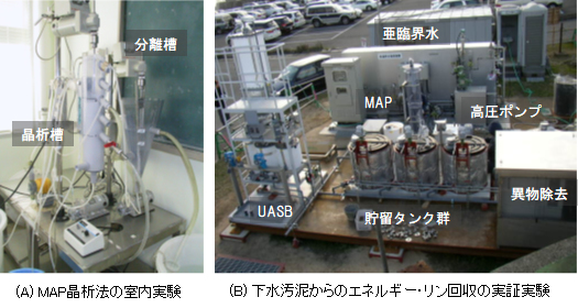 MAP-phosphorus-recovery-systems