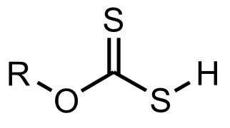 xanthic-acid