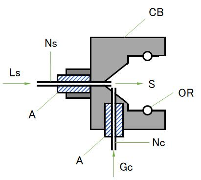 cross-flow-nebulizer