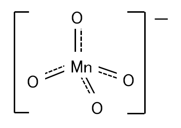 permanganate-structure