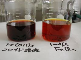ferric-hydroxide-precipitation