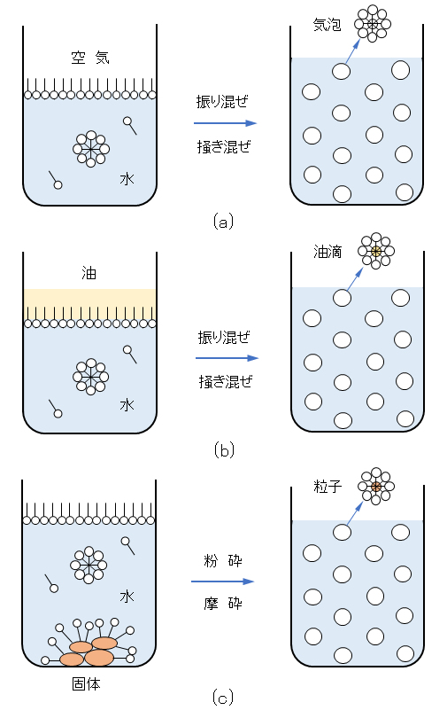 surfactant-functions